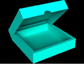 Medium Slip Lid Box